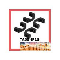 TA05-IF18 Universal Shaft Cushion For TAMIYA TA05-IFS