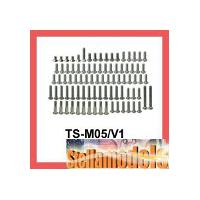 TS-M05/V1 Titanium Screw Set for M-05
