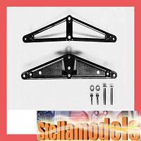 50503 F-1 Front Suspension Arm Set (F103 Chassis)