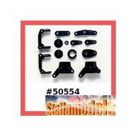 50554 Touring Car Rear Uprights (C Sprue)