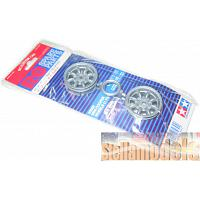 50569 MINI COOPER WHEELS (1 PAIR)
