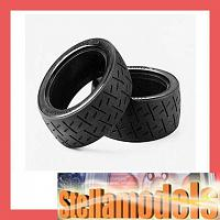 50810 Racing Semi-Slick Tires (2pcs)