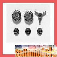 51008 TT-01 TGS Bevel Gear Set