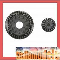 51438 TRF502X Ball Differential Gear Set