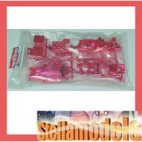 84172 M-05 Red Plated Frame Set