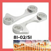 8I-02/SI Front Alum Shock Tower Holder for 8ight