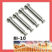 8I-10 64 Titanium King Pin for 8ight