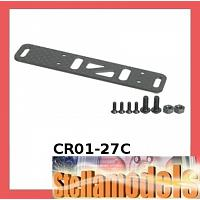 CR01-27C Graphite Winch Mounting Plate for CR01-27 Crawler Winch