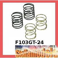 F103GT-24 Friction Damper Spring Set For F103GT