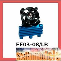 FF03-08/LB Front Bulkhead Mount with Fan For FF-03