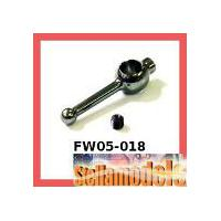 FW05-018 Aluminum Brake Bar for Kyosho FW-05R
