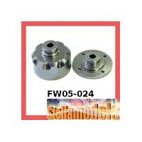 FW05-024 Aluminum Rear Diff. Housing for Kyosho FW-05R