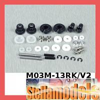 M03M-13RK/V2 Rebuild Kit For #M03M-13/LB/V2