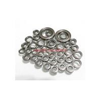 (MBB-CR01) Full Ball Bearing Set for CR-01 #58405 Toyota Land Cruiser 40 (40PCS.)