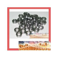 MBB-FF03 Full Ball Bearing Set for FF-03 Chassis Cars (24 PCS.)