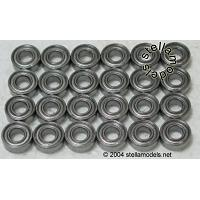 MBB-TL01 Ball Bearing Set for TL-01 Chassis