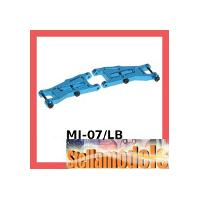 MI-07/LB Alum. Front Suspension Arms For Losi Micro-T