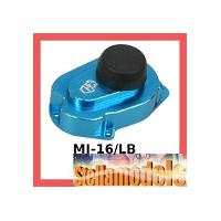 MI-16/LB Alu. Gear Dust Cover For Losi Micro-T
