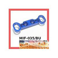 MIF-035/BU Alum Front Upper Suspension Mount For MINI INFERNO BL