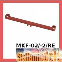 MKF-02/-2/RE Front Toe In / Out Linkage -2 Degree For Mini Z F-1
