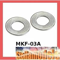MKF-03A Differential Spacer For #MKF-03/BU, #MZII-003/V2 & #KZ-09