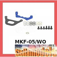 MKF-05/WO Rolling Damper For Mini Z F-1