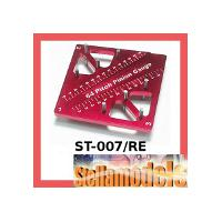 ST-007/RE Pinion & Camber Gauge - RED