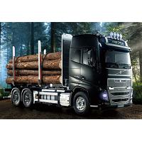 56360 Volvo FH16 Globetrotter 750 6X4 Timber Truck Kit [TAMIYA]