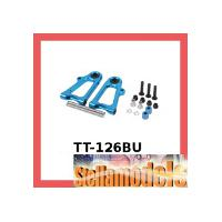 TT-126BU Aluminum Front Lower Arm Set for TT-01, TT-01 Type E