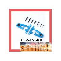 TTR-125BU Aluminum Adjustable Front Upper Arm Set for TT-01, TT-01 Type-E