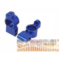 ZX5-18/V2/BU Rear Aluminum Hub Carrier Ver. 2 For Kyosho Lazer ZX-5