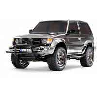47375 CC-01 Mitsubishi Pajero Metaltop Wide Black Metallic w/ESC+LED [TAMIYA]