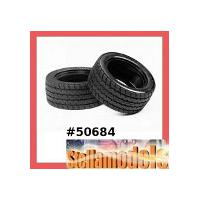 50684 M-Chassis 60D M-Grip Radial Tires (1 Pair)