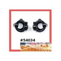 54034 DB01 Carbon Reinforced D Parts (Caster Block)