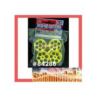 84286 RM-01 Wheel Set (Fluorescent Yellow)
