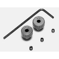 53117 RD 0.4 STEEL PINION GEAR SET (26T, 27T) [TAMIYA]