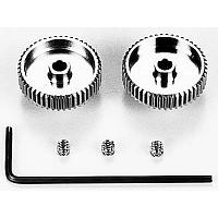 53423 0.4 Pinion Gear (46T, 47T) [TAMIYA]