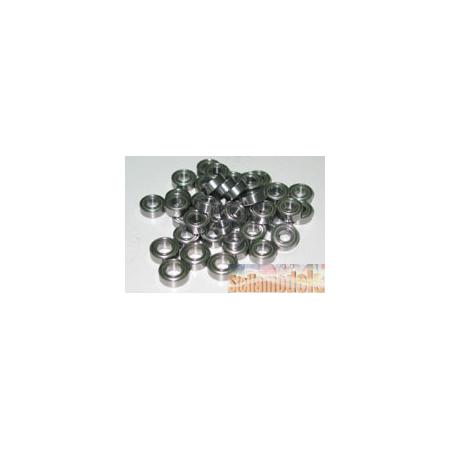 MBB-1260(25) Ball Bearing Set - 6x12x4mm 25Pcs. 1