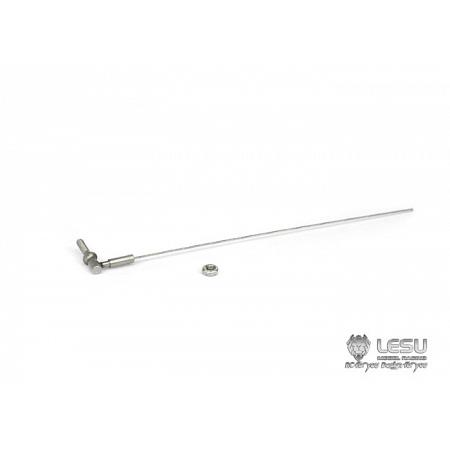 Roof Antenna for 1/14 Tractor Trucks (G-6134-C) [LESU] 1